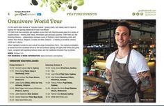 from Sydney Good Food Month Program for 2014 Sydney, Good Food, Yummy Food