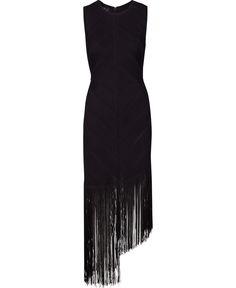 Regina fringe kjole fra Designers Remix – Køb online på Magasin.dk