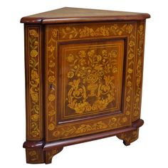 Console Tables Antiques Diplomatic Pair Antique French Regency Style Demi Lune Marquetry Cherub Home Console Tables