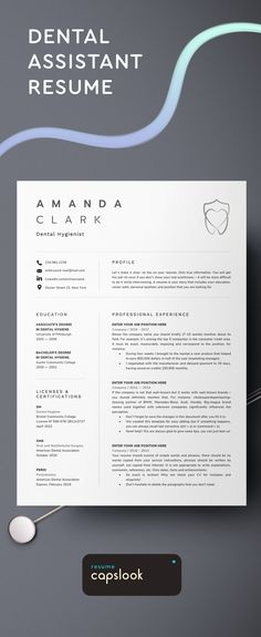 17 best Nurse Resume Template images on Pinterest | Cv template ...