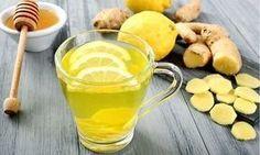 Lemon and ginger tea - detox minceur Ginger Drink, Ginger Tea, Fresh Ginger, Ginger Detox, Ginger Syrup, Fresh Mint, Maple Syrup, Superfood, Body Detoxification