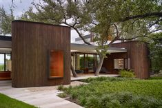 alterstudio architects / lakeview residence, austin (landscape: mark word design)