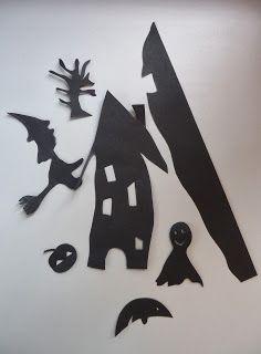 HAPPY HALLOWEEN      Huiii! Heute ist Halloween (oder wie einer meiner Schüler mit gruseliger Stimme herrlich sagt: *Hälliwiiin*). Wie wä...