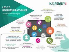 12 bonne pratiques de la sécurité informatique selon Kaspersky Smart Home Technology, Futuristic Technology, Technology Design, Digital Technology, Technology Logo, Nanotechnology, Blockchain Technology, Communication, Web Design