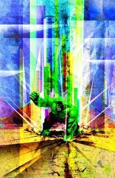 #Hulk #Fan #Art. (The Hulk) By: Sean Anderson. (THE * 5 * STÅR * ÅWARD * OF: * AW YEAH, IT'S MAJOR ÅWESOMENESS!!!™)[THANK Ü 4 PINNING!!!<·><]<©>ÅÅÅ+(OB4E)