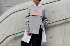 Street Style - Seoul Fashion Week SS'16