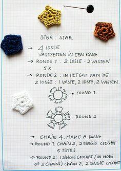 Crochet Start - Chart