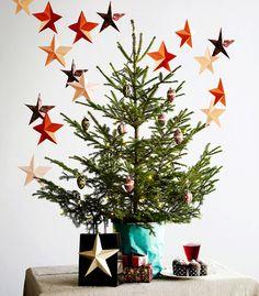 inspiroiva joulukoti,joulu,joulukoristeet,joulukuusi,askartelu