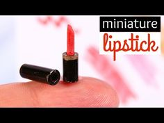 Miniature doll water bottle tutorial DIY - YolandaMeow♡ - YouTube