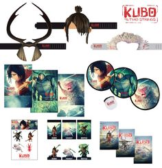 Kubo and the Two Strings Prize Pack Ends 9/2. #Sweepstakes