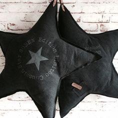 Image of Série Limitée Coussin étoile grise