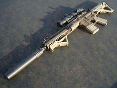 .308 Suppressed