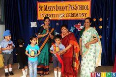 Felicitation #investitureceremony #smipsjammu #stmarysinfantpreschool #Preschool #playschool #jammu