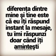 Asta e diferenta Short Quotes, Best Quotes, Let Me Down, Strong Words, Cute Texts, Fake Friends, Special Quotes, True Words, Motto