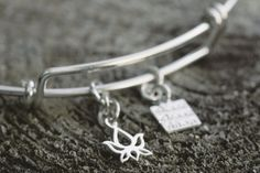 Yes. Please! Charm bangle bracelets
