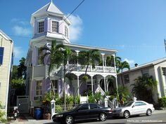 key west style architecture - bed and breakfast