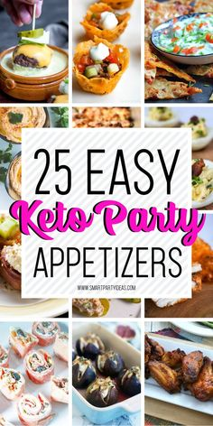 Appetizers For A Crowd, Appetizers For Party, Appetizer Recipes, Party Desserts, Healthy Desserts, Delicious Desserts, Healthy Appetizers, Ketogenic Recipes, Low Carb Recipes