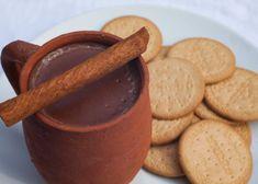 Atole de Chocolate (Warm Mexican Chocolate Cereal)