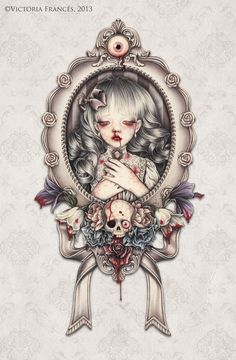 """Emblem for """"Sally's Song Dolls"""" by Victoria Frances"""