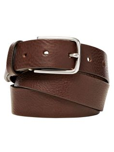 He'll wear this belt every day and think of you. Exactly as he should. Belt, $40; everlane.com. Devon Jarvis  - Redbook.com