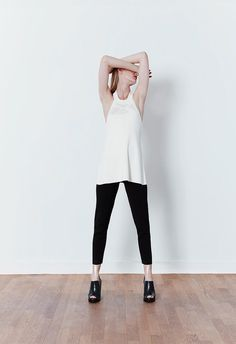 KNITSS SS16 - Alex Top, Houston Pants