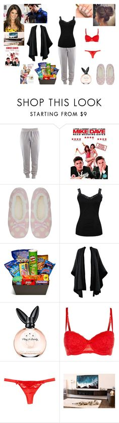 """""""Unbenannt #462"""" by lischen94 ❤ liked on Polyvore featuring M&Co, Junk Food Clothing, Yves Saint Laurent, Myla and L'Oréal Paris"""