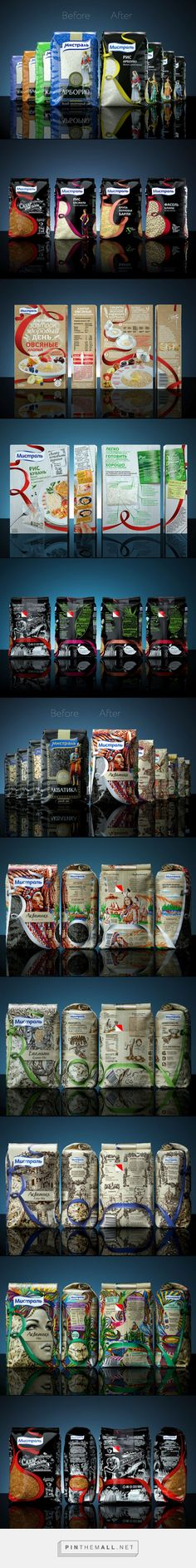Mistral Redesigned         on          Packaging of the World - Creative Package Design Gallery - created via http://pinthemall.net