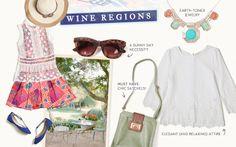 wine region vacation.