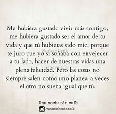 Amor Quotes, Sad Quotes, Words Quotes, Love Quotes, Inspirational Quotes, Sayings, Passion Quotes, Family Hurt Quotes, Cute Spanish Quotes