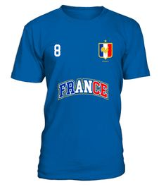 """# France Shirt Number 8 Soccer Team Sports French Flag .  Special Offer, not available in shops      Comes in a variety of styles and colours      Buy yours now before it is too late!      Secured payment via Visa / Mastercard / Amex / PayPal      How to place an order            Choose the model from the drop-down menu      Click on """"Buy it now""""      Choose the size and the quantity      Add your delivery address and bank details      And that's it!      Tags: France Soccer Team Shirt…"""