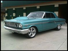 '64 Ford Fairlane Thunderbolt