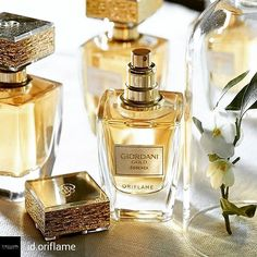 Giordani Gold Essenza by Oriflame. Oriflame Business, Oriflame Beauty Products, Perfume Reviews, Gorgeous Makeup, Makeup Junkie, Makeup Addict, Soap Dispenser, Perfume Bottles, Cosmetics