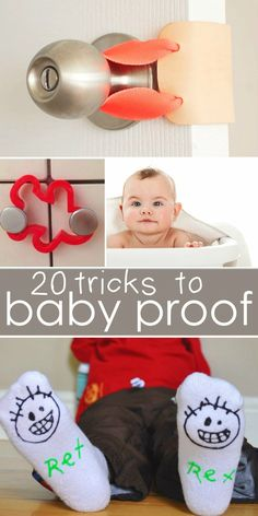 Genius (and CHEAP) Ways to Childproof Your Home