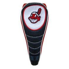 McArthur Sports MLB Shaft Gripper Golf Driver Headcover - Cleveland Indians