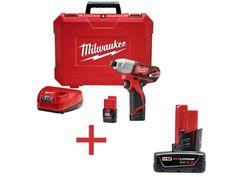 DIY  Tools Milwaukee 4ah Battery
