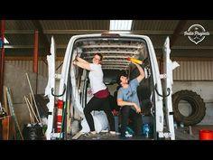 Insulation & Sound Deadening in a Van! Sprinter Campervan Conversion - YouTube