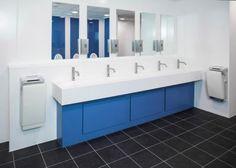 Ernest Bevin College High End School Washrooms | Commercial Washrooms