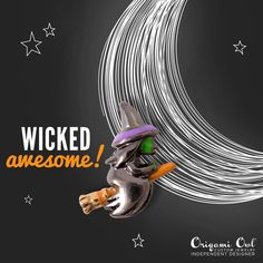 This Halloween is going to be Wicked Awesome!! Origami Owl is on fleek!! Available Sept 1! #witch #origamiowl