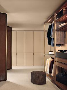 Designer Essentials on Creating a Functional Wardrobe Wardrobe Storage, Wardrobe Ideas, Walk In Robe, Contemporary Style, Modern, Closet Designs, House Design, Luxury, Furniture