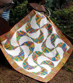 Rainbow Swirls CLPJAW032