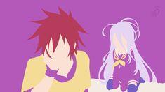 Sora & Shiro   No Game No Life