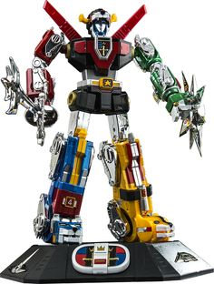 Voltron - 30th Anniversary Collector Set by Toynami