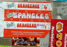 Does anyone else remember Spangles? Or Toffo's?