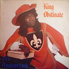Weirdest Album Covers - King Obstinate (25th Anniversary)