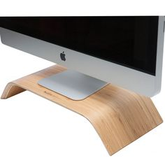 Bamboo Monitor Stand Desk Collection by MaderacraftHandmade