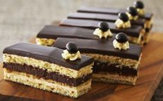 Bake With Anna Olson TV Show recipes on Food Network Canada; your exclusive source for the latest Bake With Anna Olson recipes and cooking guides. Great British Bake Off, Baking Recipes, Cake Recipes, Dessert Recipes, Tea Recipes, Baking Tips, Asian Food Channel, Opera Cake, Coffee Buttercream