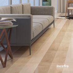 Piso cerâmicos que simulam madeira? Temos! #sala #livingroom #incefra #piso #pisoceramico #decor #decoracao #ceramica