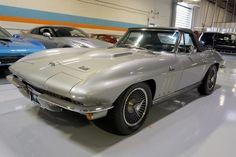 1966 Chevrolet Corvette Sting Ray 427 Solon, Ohio | R & H Motorcars