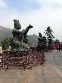 Buddha Hong Kong Lantau Island