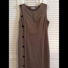 Sheath dress Excellent condition Calvin Klein Dresses